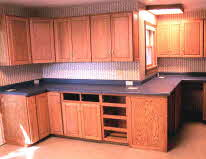 Install counter Tops